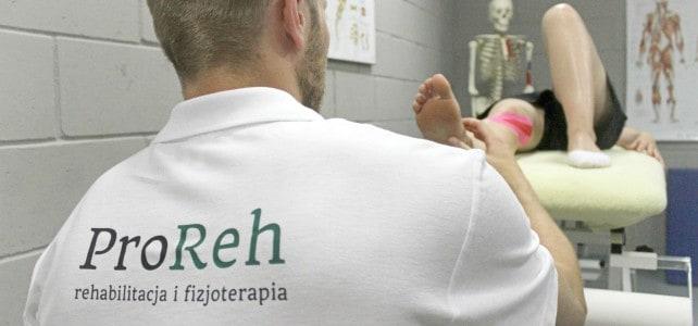ProReh - rehabilitacja i fizjoterapia Legionowo