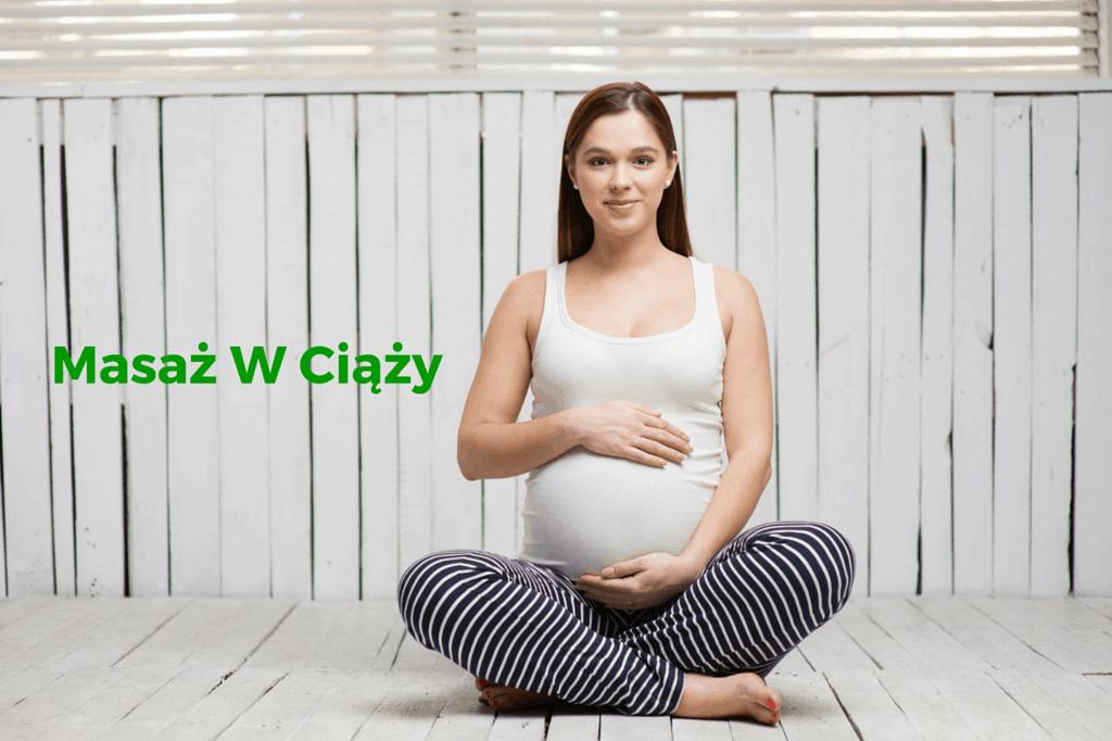 Masaż w Ciąży Zdjęcie
