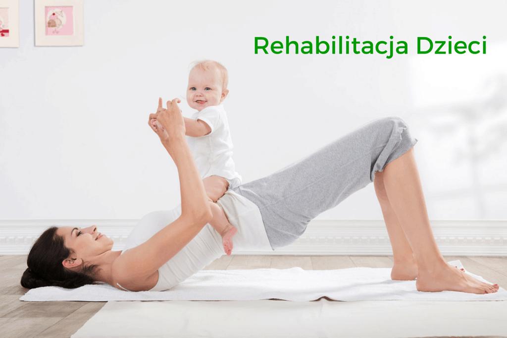 Rehabilitacja Dzieci Zdjęcie