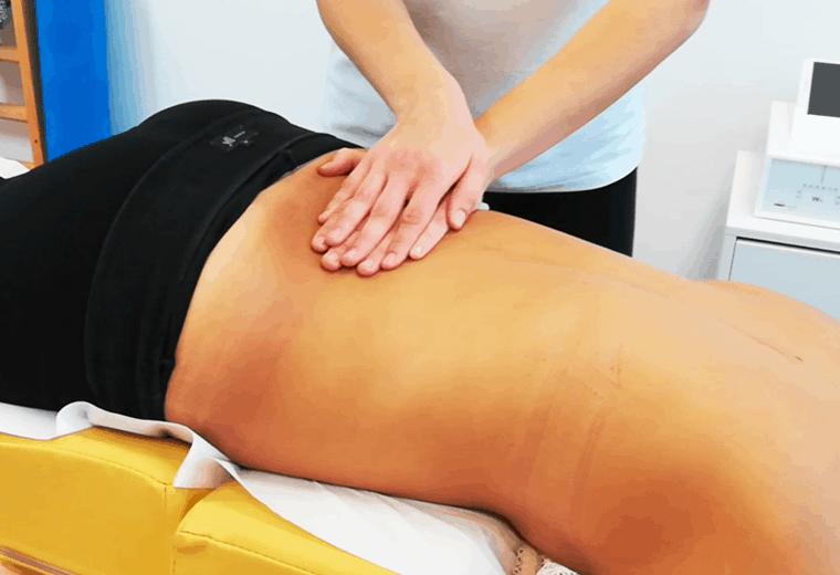 masaż w ciąży legionowo